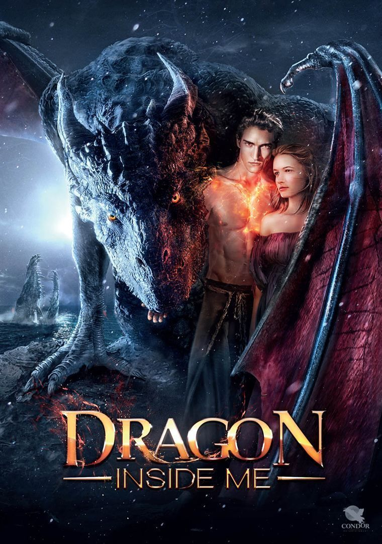 Affiche Dragon inside me