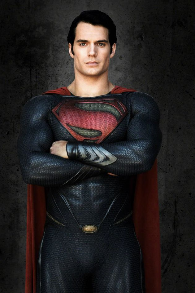 Affiche Man of Steel 2