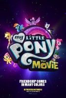 Affiche My Little Pony : Le film