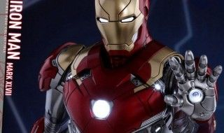 Spider Man Homecoming : la nouvelle armure d'Iron Man débarque chez Hot Toys