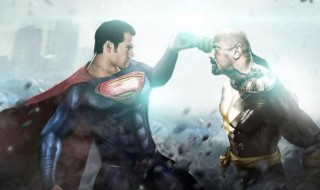 Superman affronterait Black Adam dans Man of Steel 2