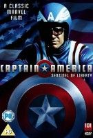 Affiche Captain America: Sentinel of Liberty
