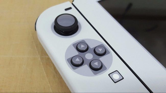 Il transforme sa Switch en console Super Nintendo #8