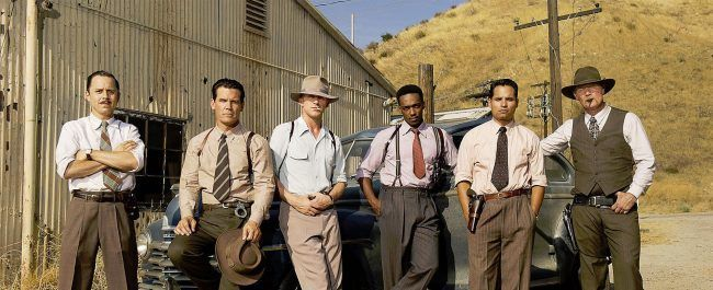 Gangster Squad streaming gratuit