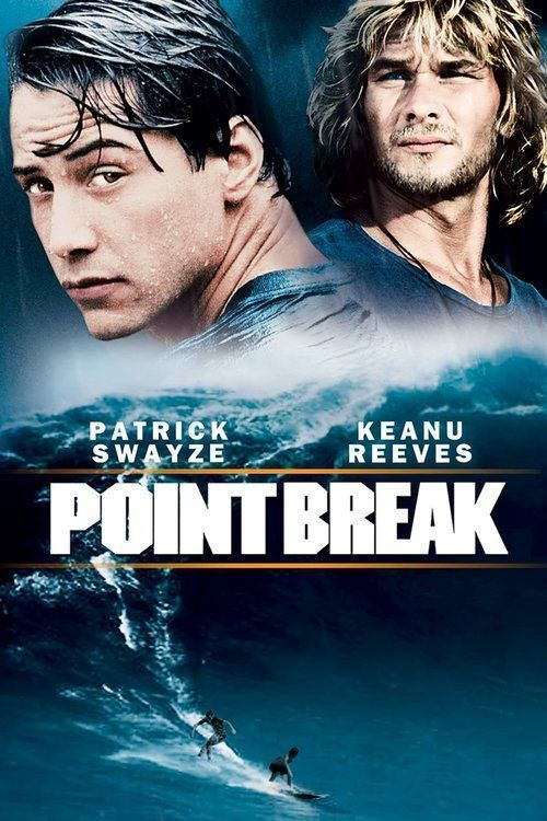 Affiche Point Break - Extrême limite