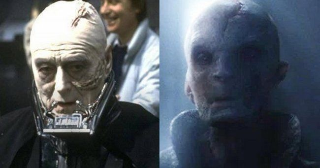 Star Wars : qui est Leader Snoke ? #4