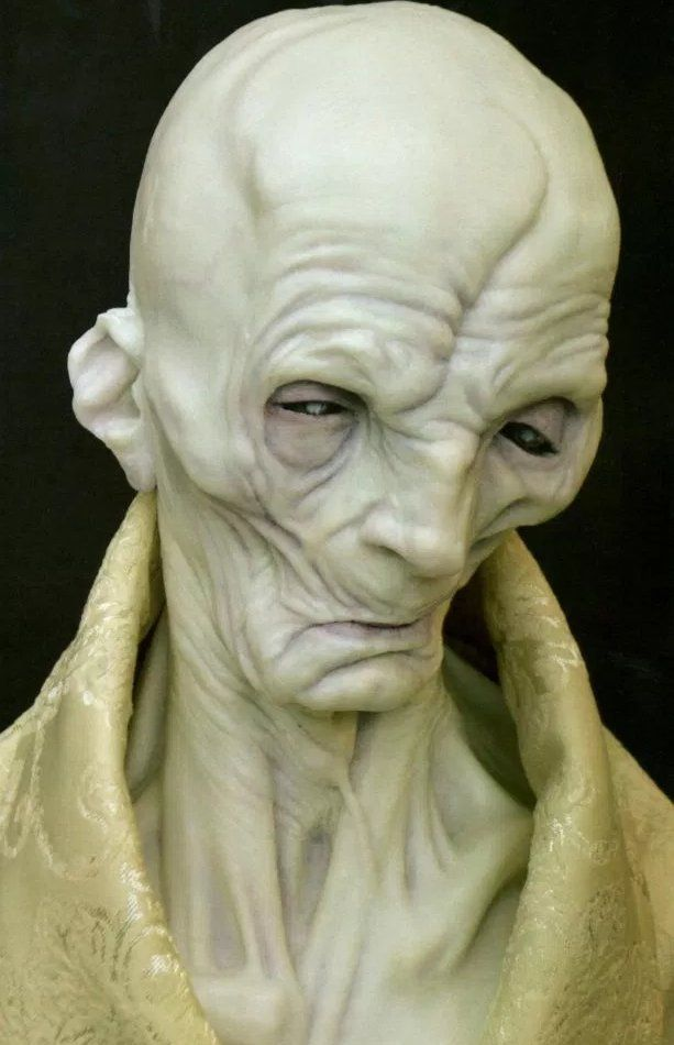 Star Wars : qui est Leader Snoke ? #2