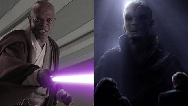 Star Wars : qui est Leader Snoke ? #3