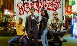 The Defenders : la bande annonce avec Daredevil, Jessica Jones, Luke Cage et Iron Fist