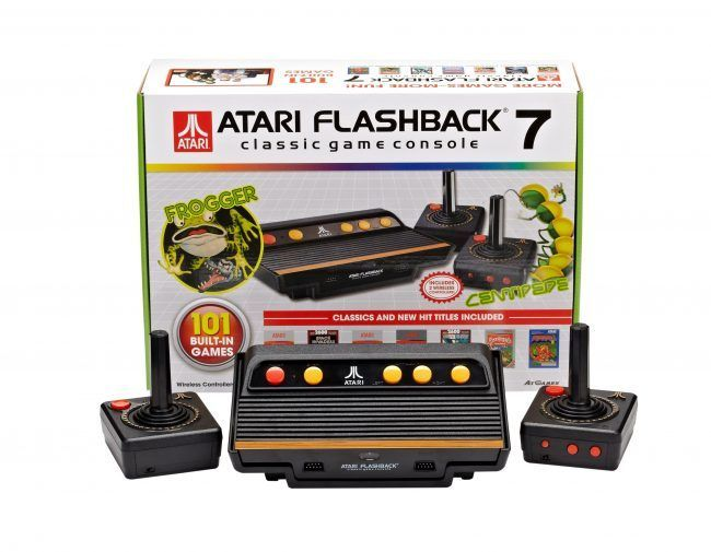 Atari 2600 : la console en version Mini coûtera 90€ #4