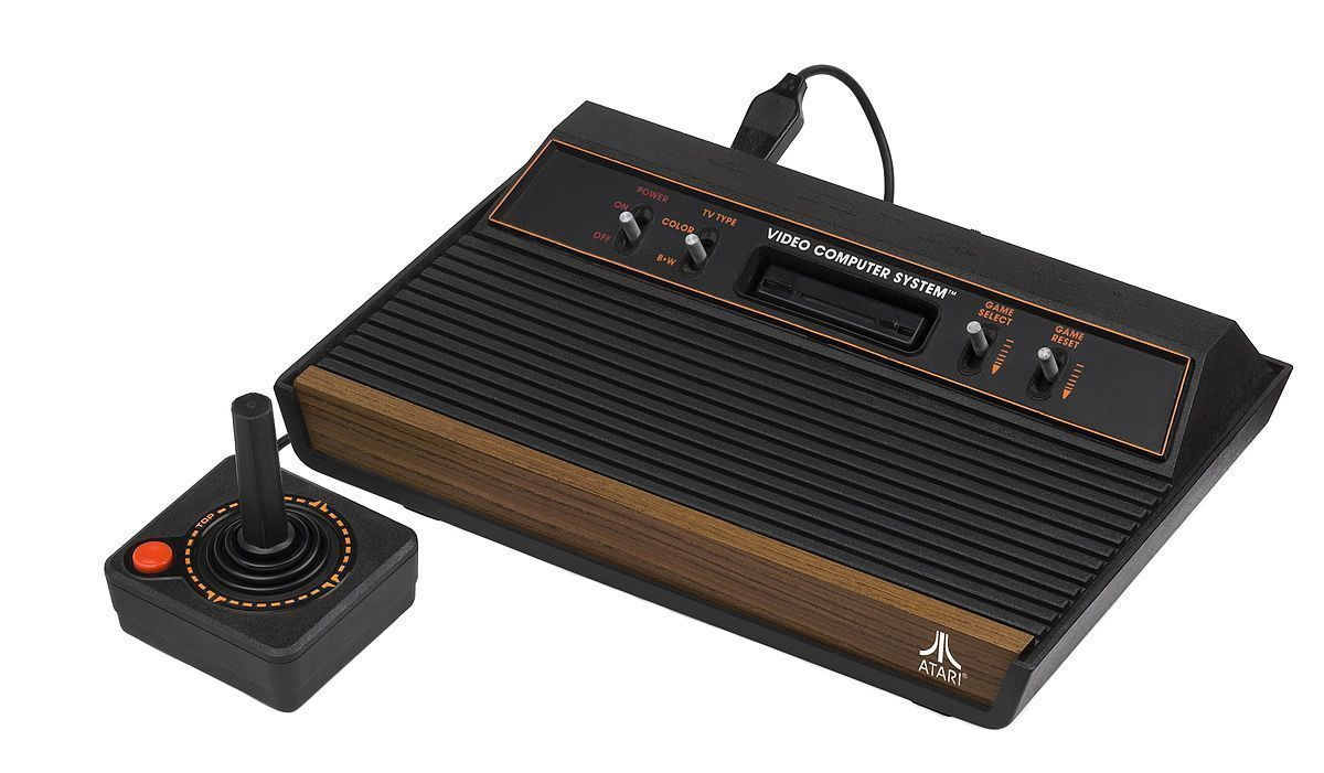 Atari 2600 : la console en version Mini coûtera 90€