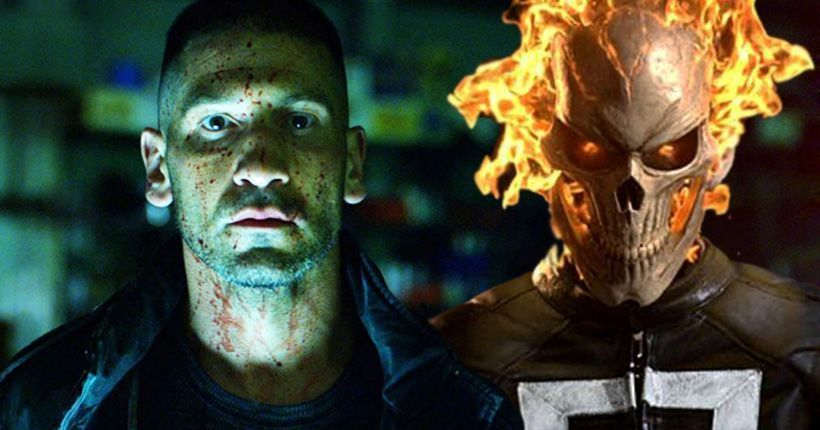 Crossover Punisher Ghost Rider : Jon Bernthal et Gabriel Luna sont partants