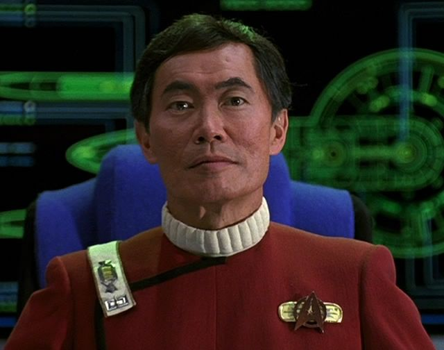 Donald Trump rencontre George Takei et confond Star Trek et Star Wars