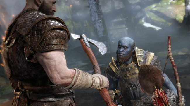 E3 2017 : God Of War Be a Warrior nous en met plein la vue #3