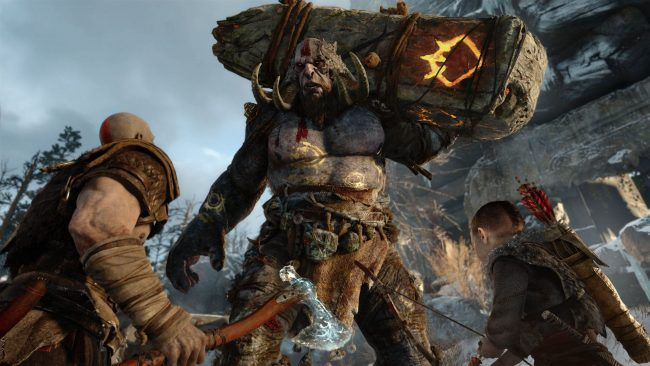 E3 2017 : God Of War Be a Warrior nous en met plein la vue #5