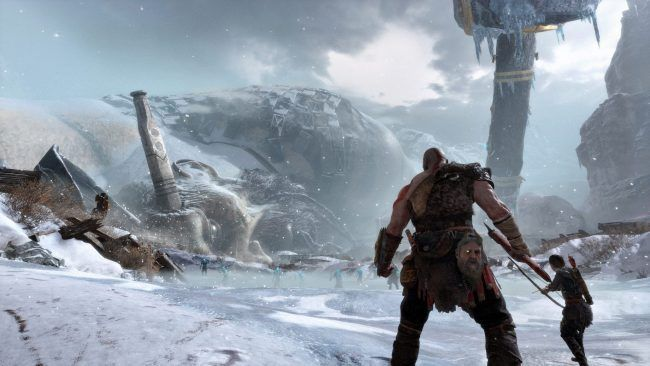 E3 2017 : God Of War Be a Warrior nous en met plein la vue #2
