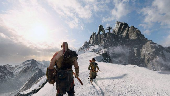 E3 2017 : God Of War Be a Warrior nous en met plein la vue