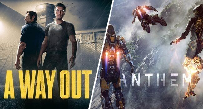 E3 2017 : A way out, Anthem et Battlefield 1