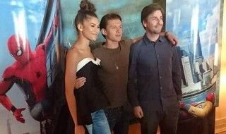 Spider-Man Homecoming : Interview de Tom Holland, Zendaya et Jon Watts