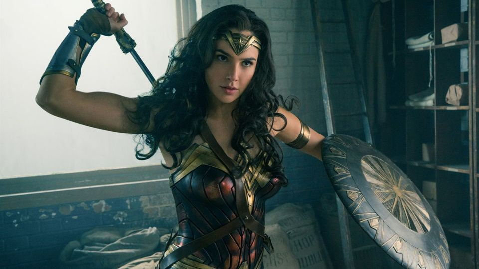 La suite de Wonder Woman officialisée #1