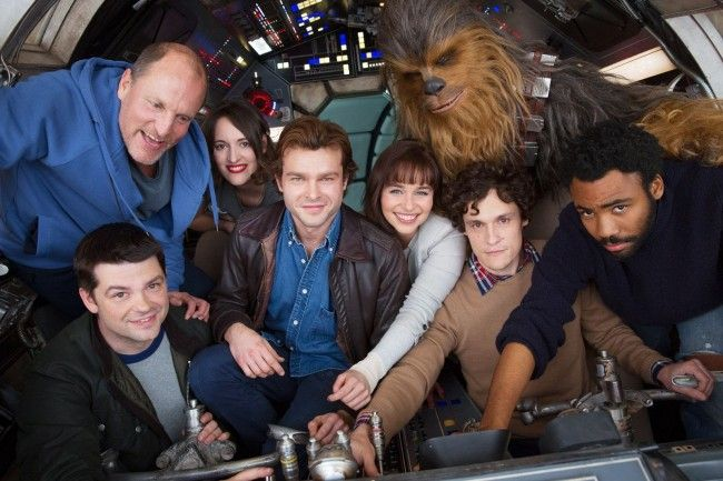 Solo a Star Wars Story : voici le synopsis officiel #3