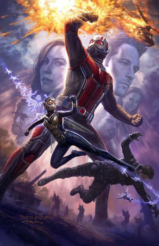 Le casting d'Ant-Man and The Wasp se précise #5