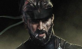 Chris Evans en Solid Snake de Metal Gear Solid ?