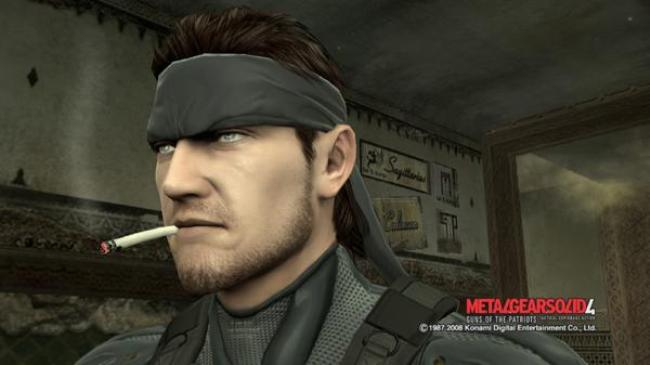 Chris Evans en Solid Snake de Metal Gear Solid ? #2