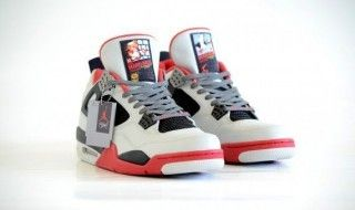 Des Nike Air Jordan version NES