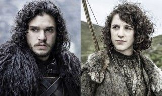 Game Of Thrones : Et si Meera Reed était la jumelle de Jon Snow ?