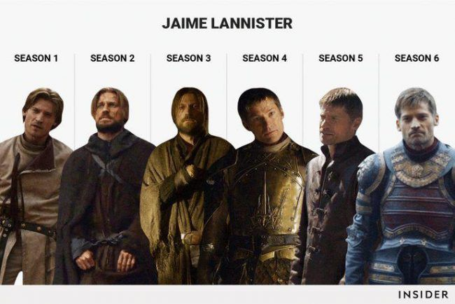 Game Of Thrones : L évolution de 6 personnages en 6 saisons #6