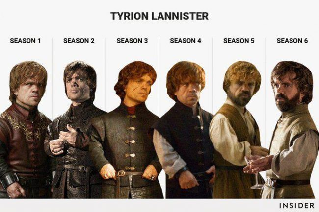 Game Of Thrones : L évolution de 6 personnages en 6 saisons #4