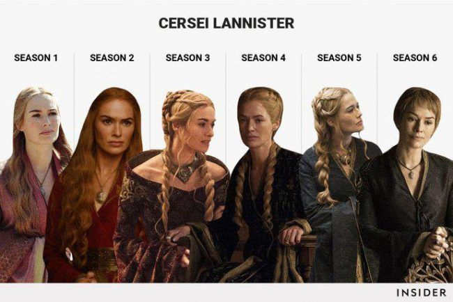 Game Of Thrones : L évolution de 6 personnages en 6 saisons #5