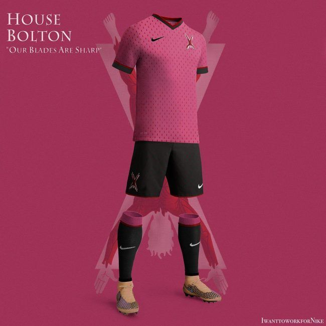 Game Of Thrones : Si les maisons jouaient au football #5