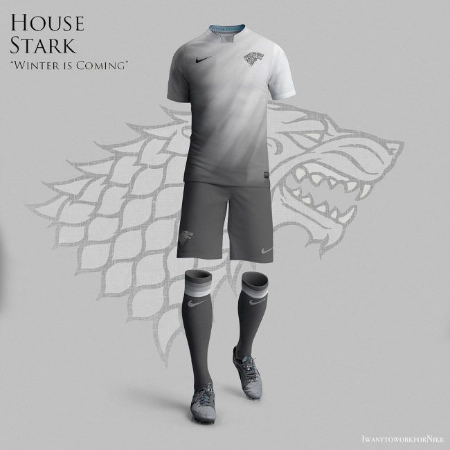 Game Of Thrones : Si les maisons jouaient au football #2
