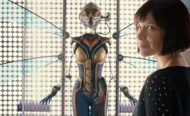 Le casting d'Ant-Man and The Wasp se précise #4