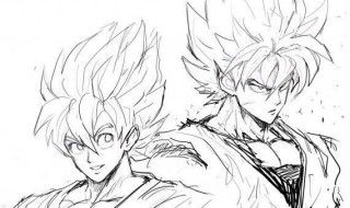 Le dessinateur de One Punch Man redessine les personnages de Dragon Ball à sa façon