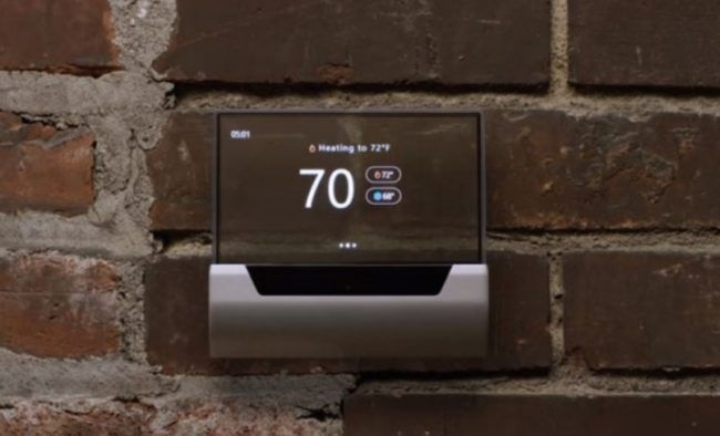 Microsoft lance son thermostat connecté