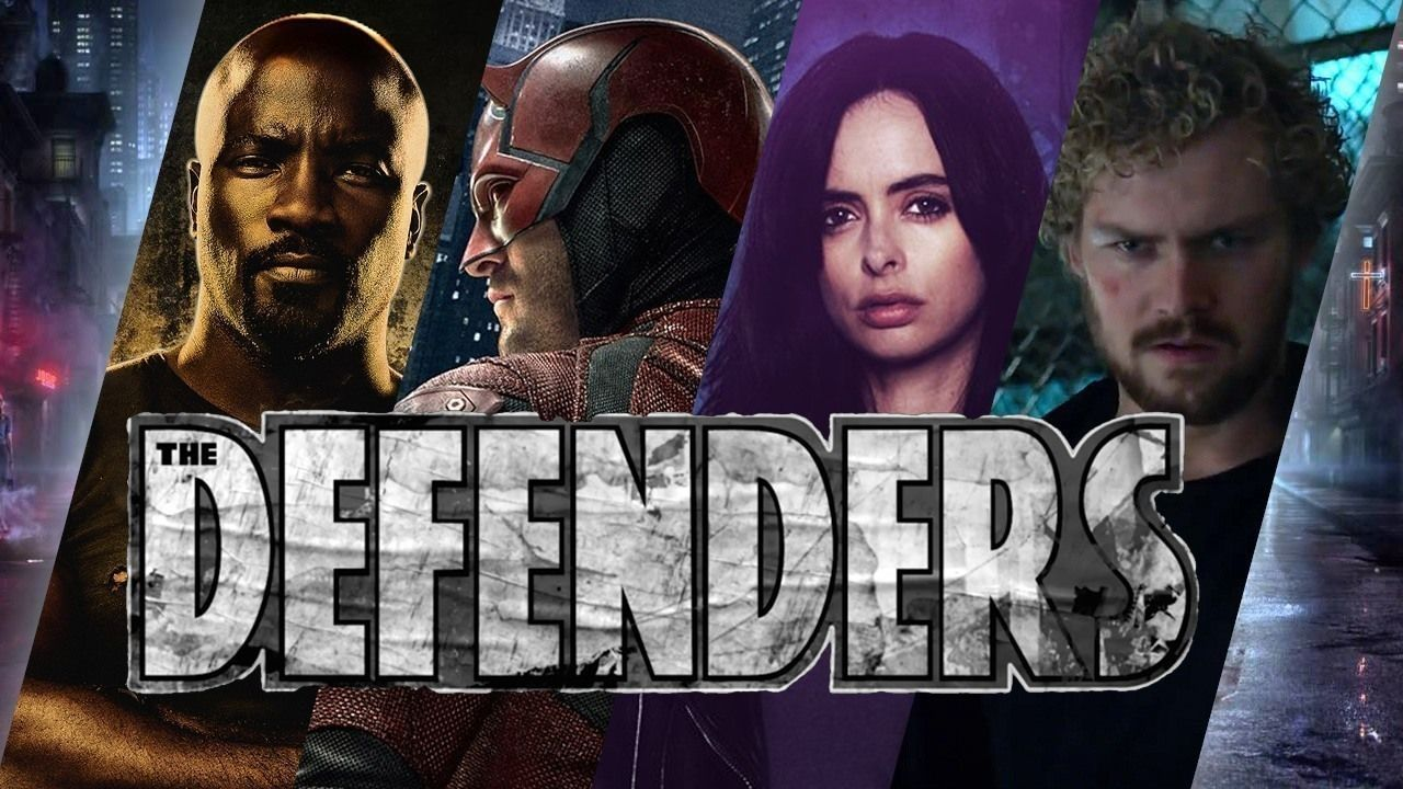 The Defenders est disponible sur Netflix