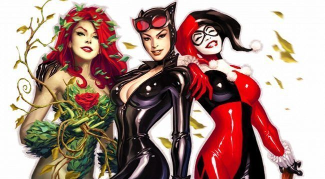 Gotham City Sirens streaming gratuit