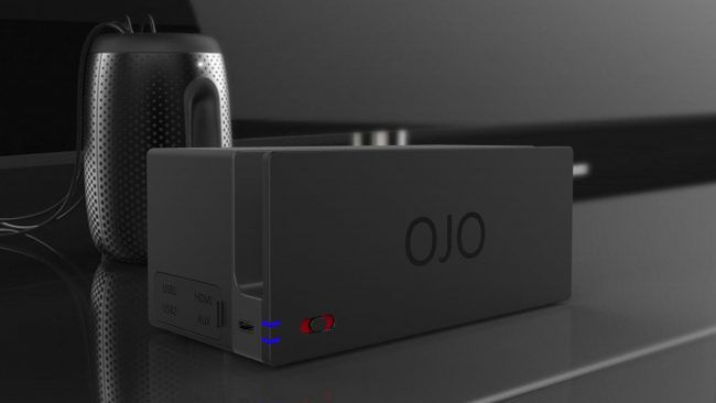 Nintendo Switch : Ojo transforme votre dock en videoprojecteur #3