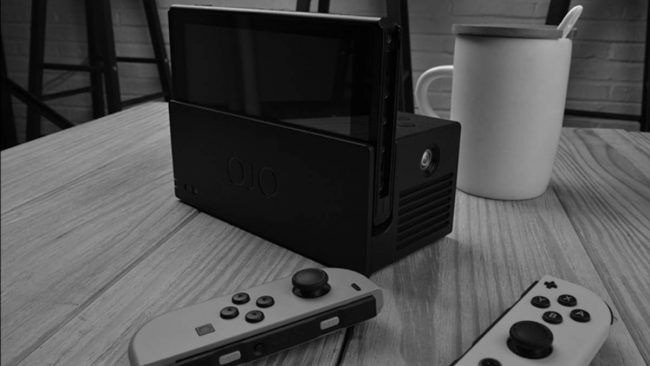 Nintendo Switch : Ojo transforme votre dock en videoprojecteur