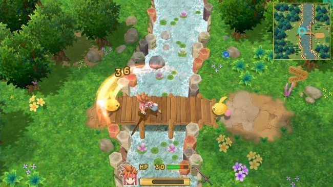 Secret of Mana de retour avec un remake 3D #2
