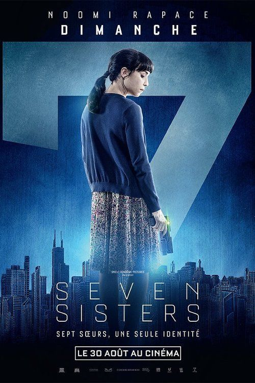 Affiche Seven Sisters