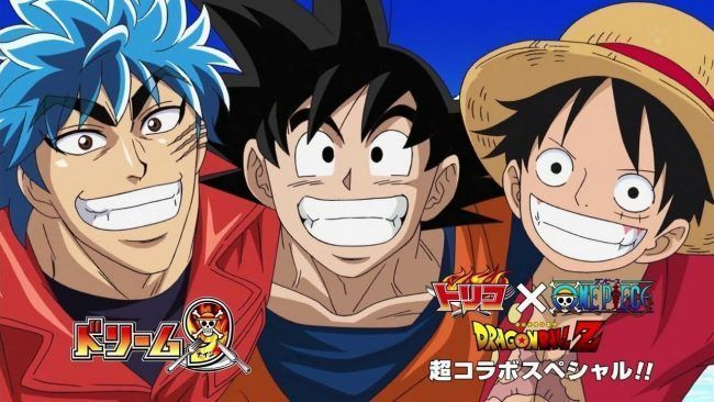 Un crossover entre Dragon Ball et One Piece sortira cet automne #2