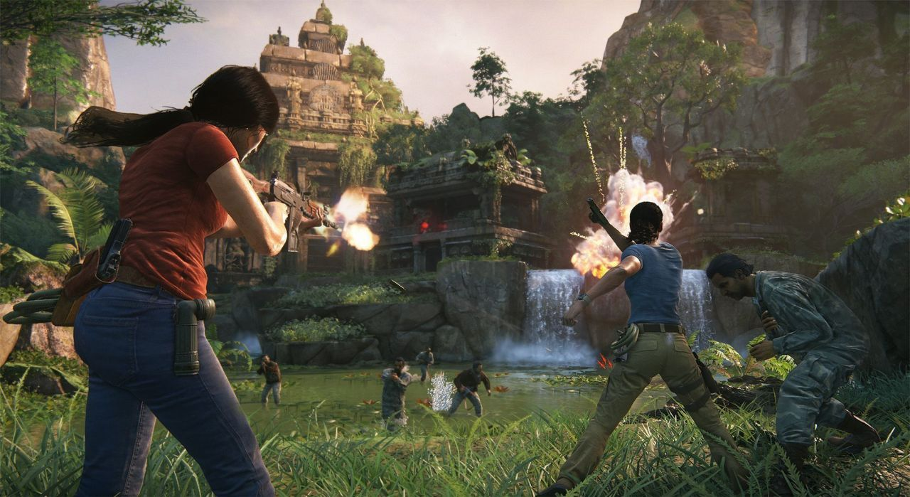 On a testé Uncharted Lost Legacy et on a adoré #2
