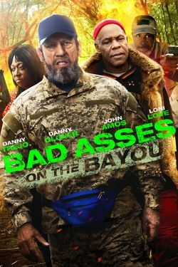 Affiche Bad Asses on the Bayou