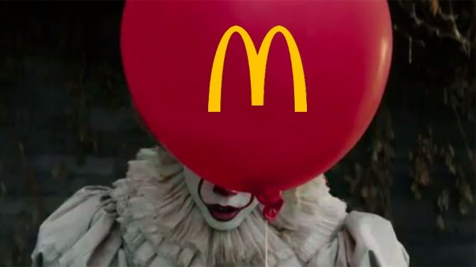 Ça : Burger King trolle Mc Donald's à la fin du film - 1