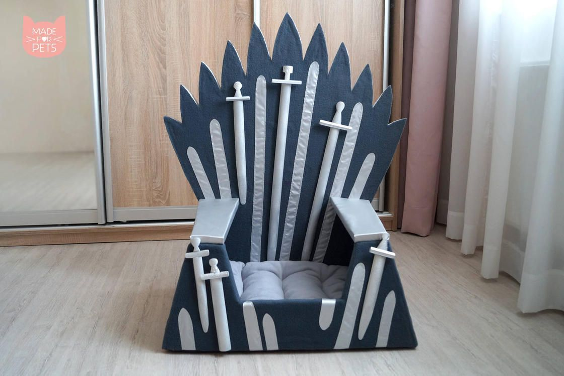 Game Of Thrones : Un trone pour votre chat #4