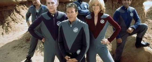 Galaxy Quest streaming gratuit